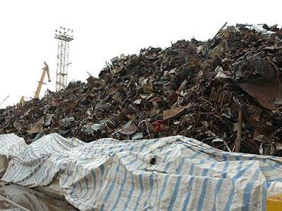 bai phe lieu sat thep tai cong ty thanh ngoc 1 - Các cơ sở mua bán phế liệu uy tín tại Hà Nội