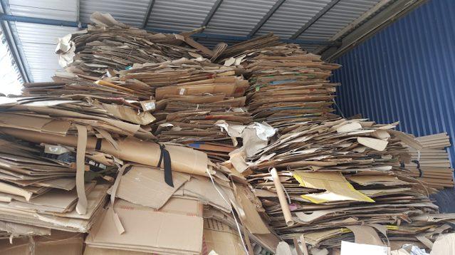 nha may thu mua giay phe lieu 1 - Nhà máy thu mua giấy phế liệu
