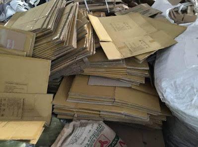 phe lieu giay - Phế liệu giấy